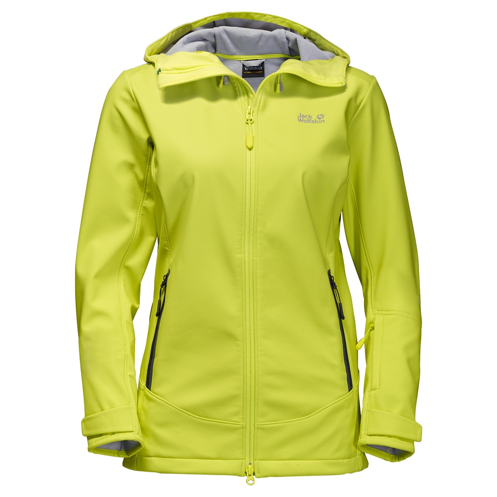 Jack Wolfskin Windy Harbour bright absinth-30