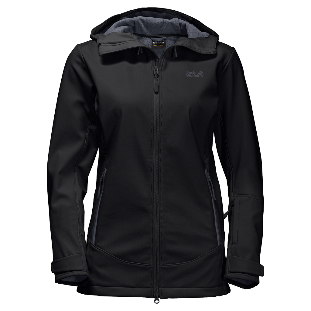 Jack Wolfskin Windy Harbour black-30