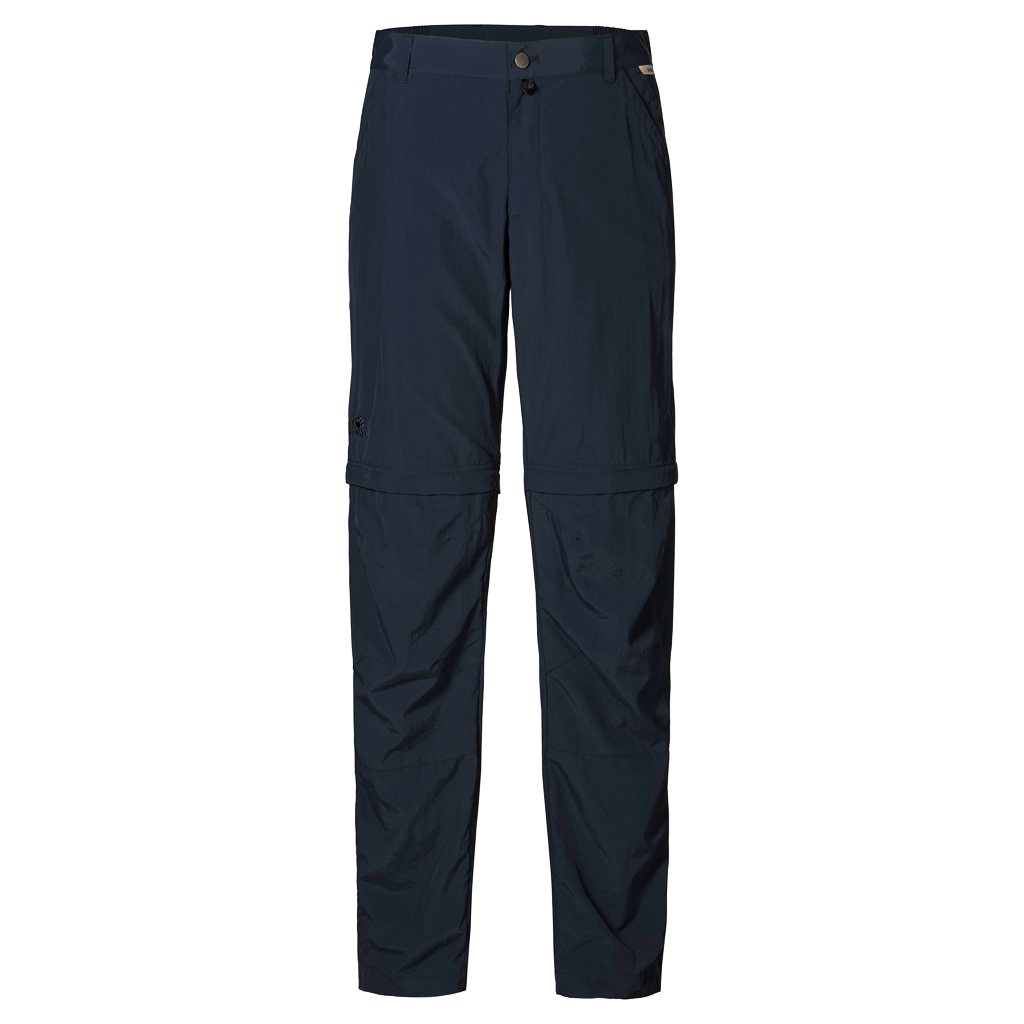 Jack Wolfskin Canyon Zip Off Pants Men night blue-30