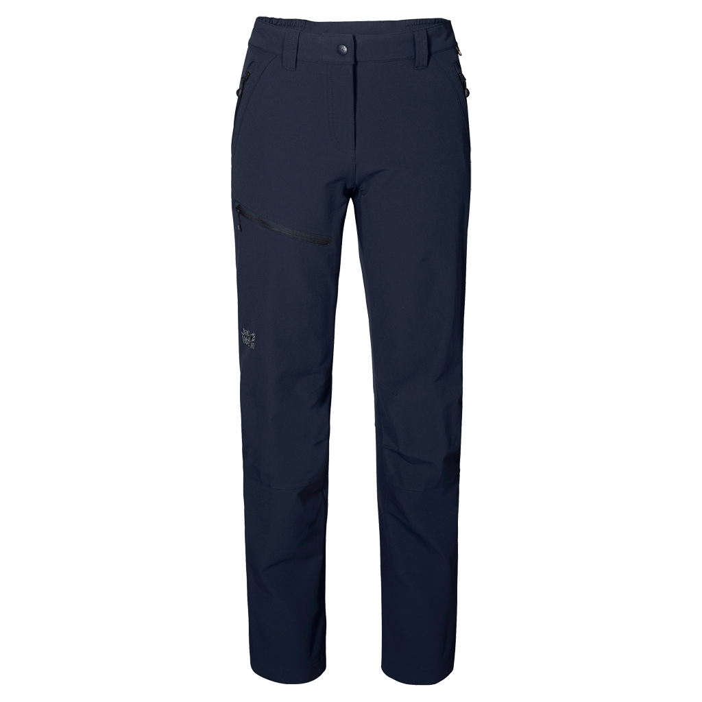 Jack Wolfskin Activate Pants Women night blue-30