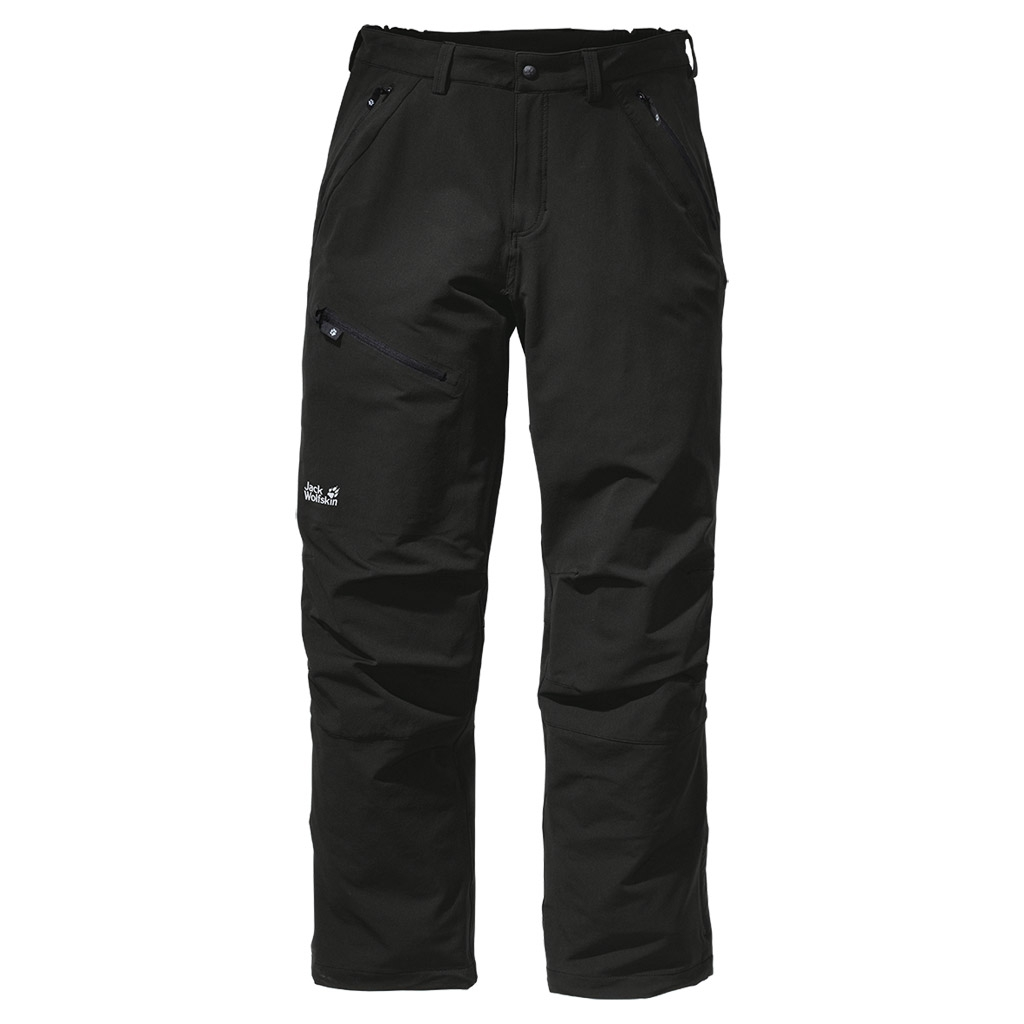 Jack Wolfskin Activate Pants Men black-30