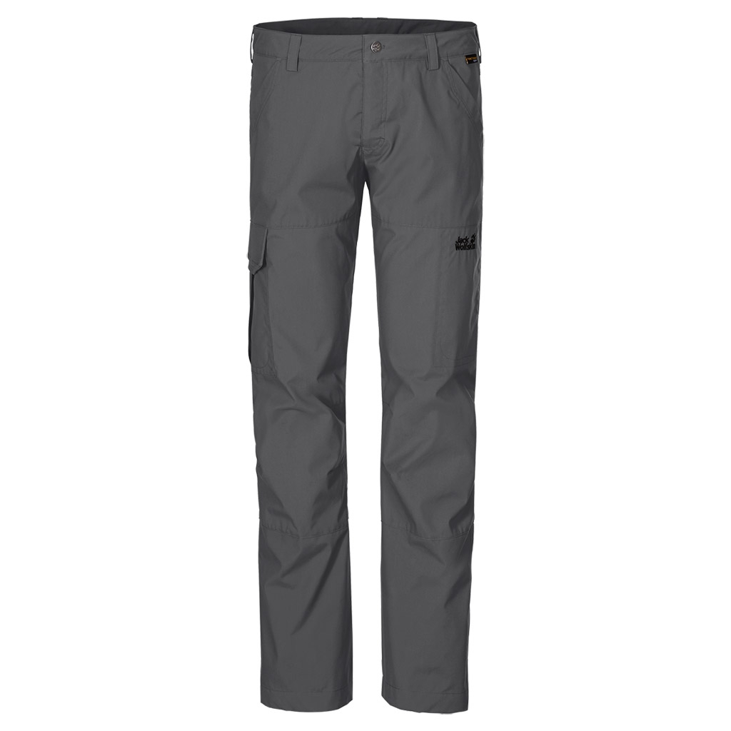 Jack Wolfskin Whitehorse Pants Men dark steel-30