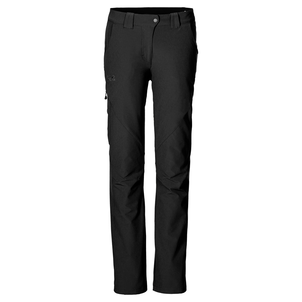 Jack Wolfskin Chilly Track Xt Pants Women black-30