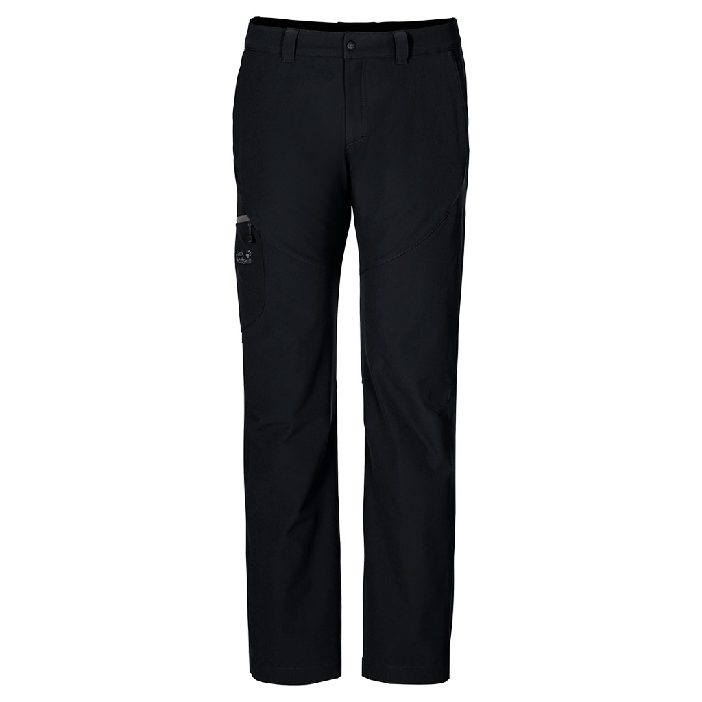 Jack Wolfskin Chilly Track Xt Pants Men black-30