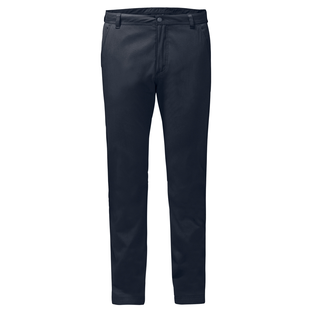 Jack Wolfskin Arctic Road Pants Men night blue-30