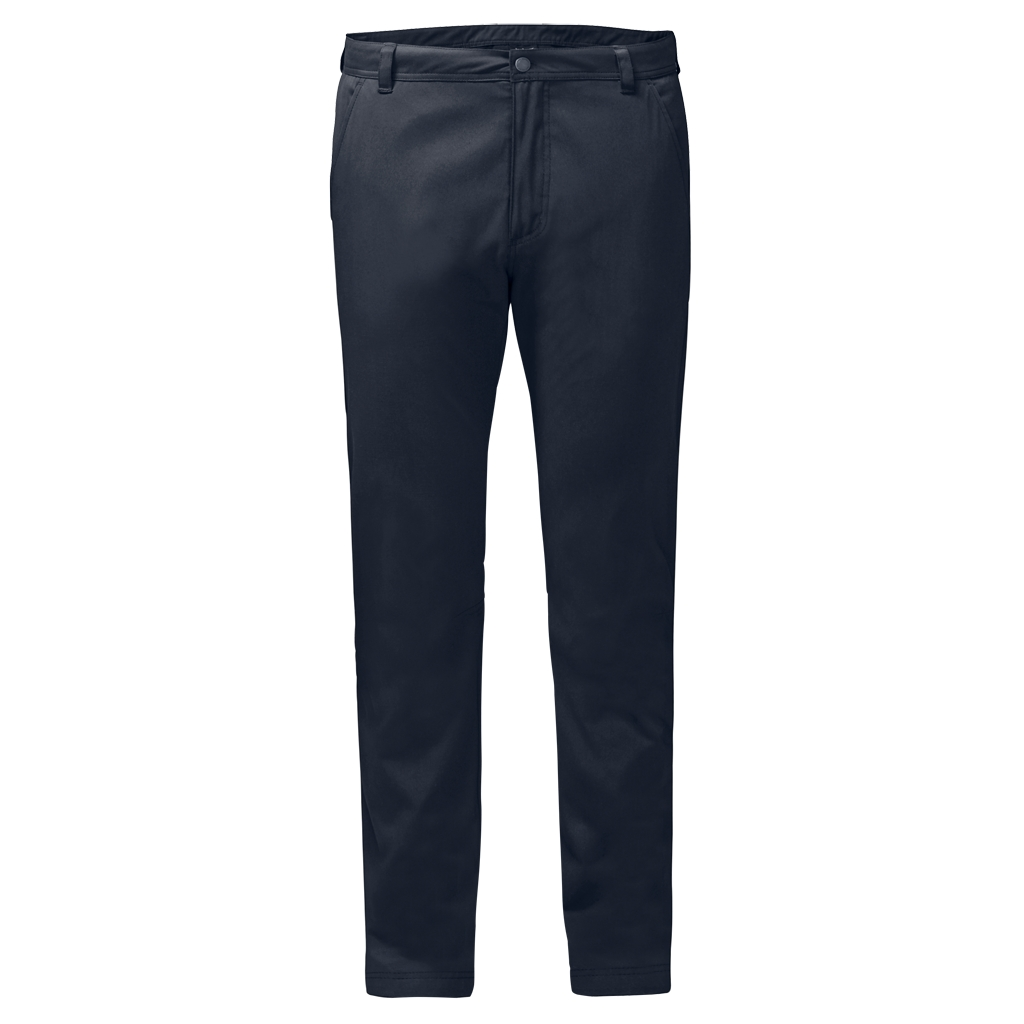 Jack Wolfskin Eagle Road Pants Men night blue-30