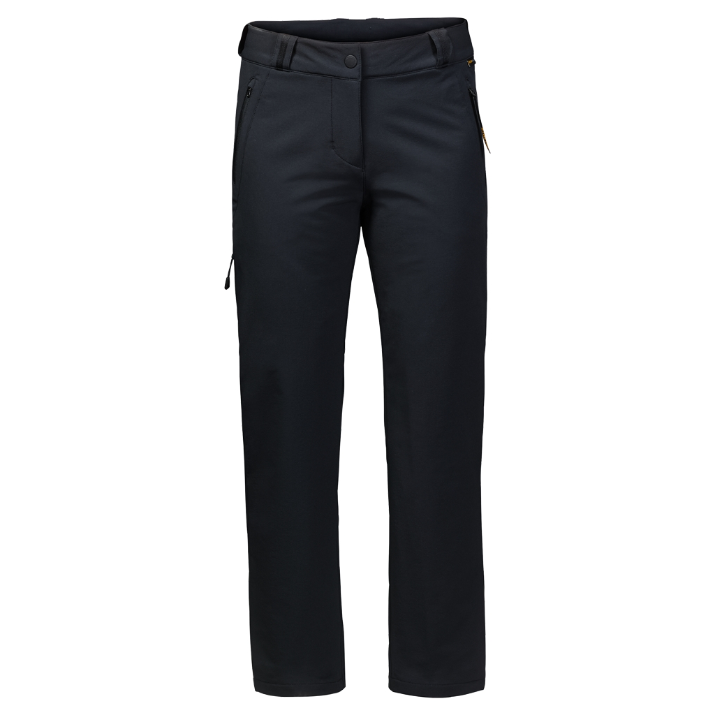 Jack Wolfskin Activate Thermic Pants Women black-30