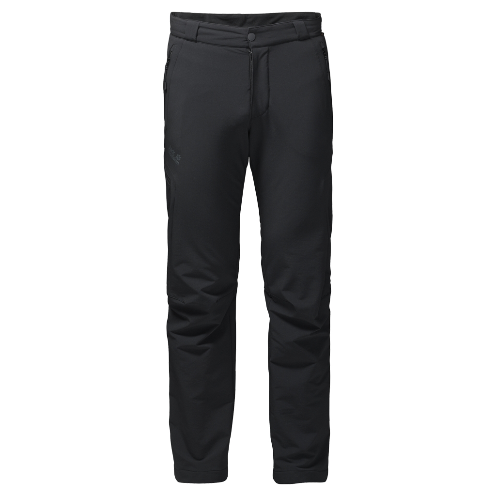 Jack Wolfskin Activate Thermic Pants Men black-30