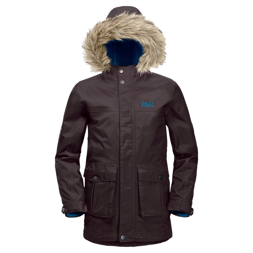 Jack Wolfskin Rhode Island Parka Boys ground-30