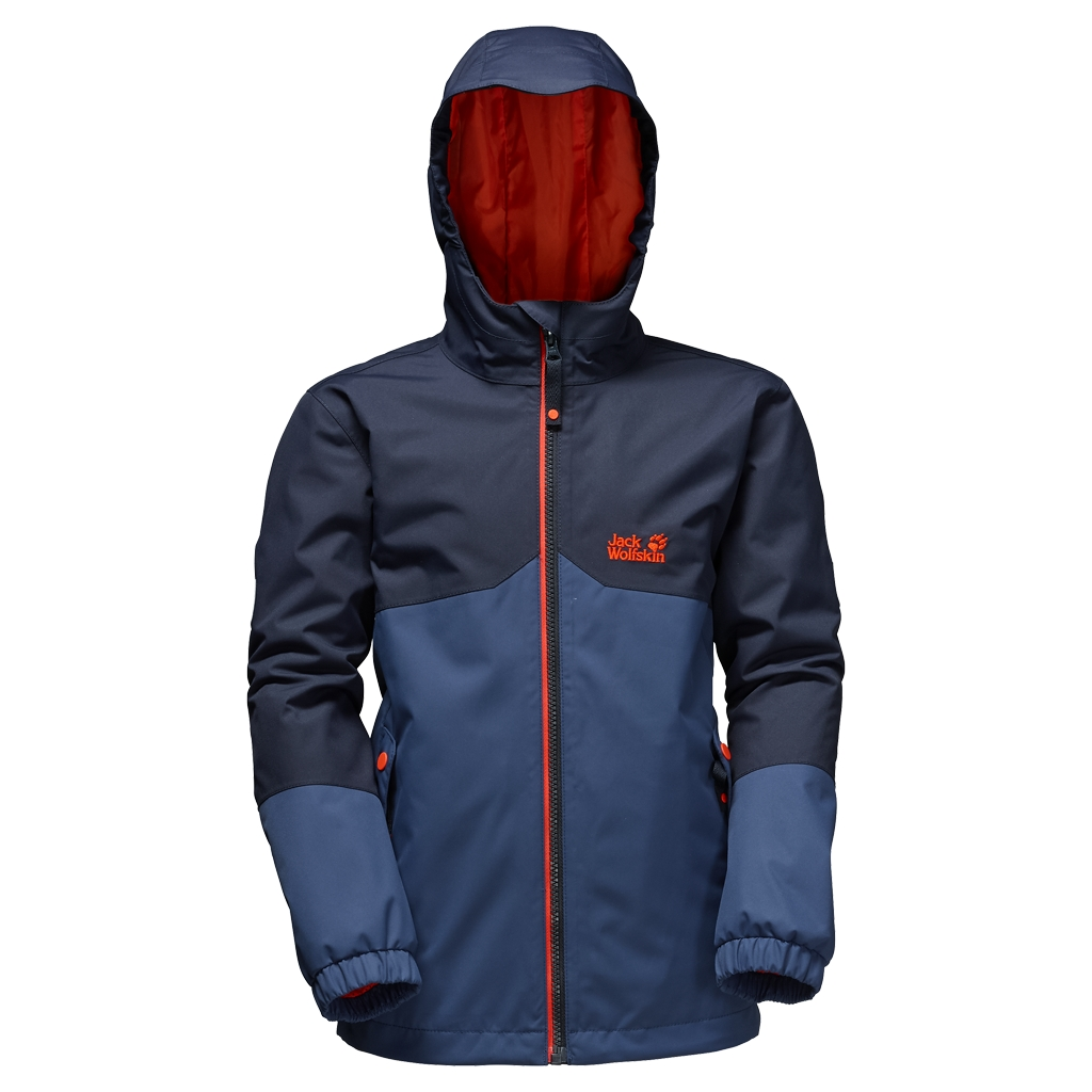 Jack Wolfskin Iceland 3In1 Boys night blue-30
