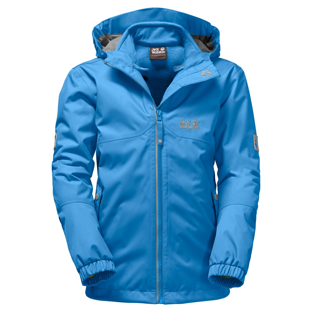 Jack Wolfskin Iceland 3In1 Boys brilliant blue-30