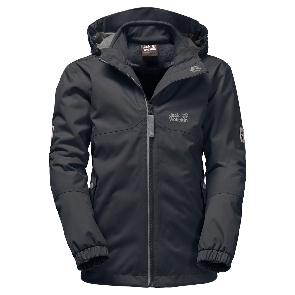 Jack Wolfskin Iceland 3In1 Boys phantom-30