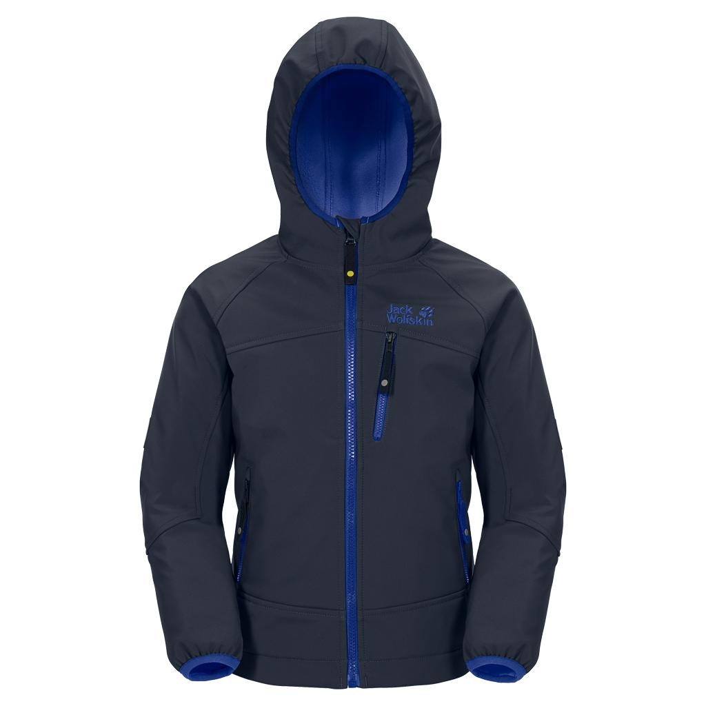 Jack Wolfskin Whirlwind Jacket Boys night blue-30