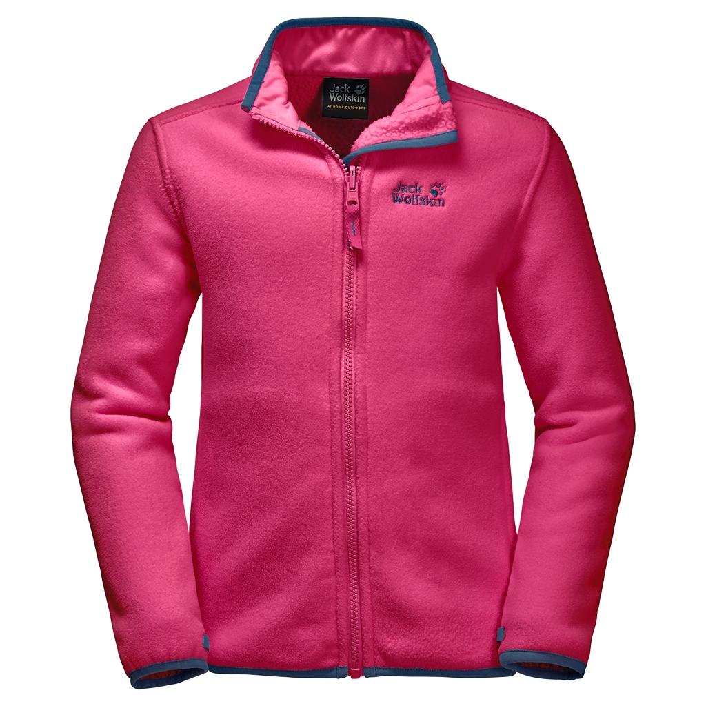 Jack Wolfskin Arctic Wolf Girls pink raspberry-30