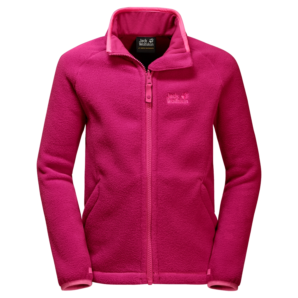 Jack Wolfskin Thunder Bay Kids azalea red-30