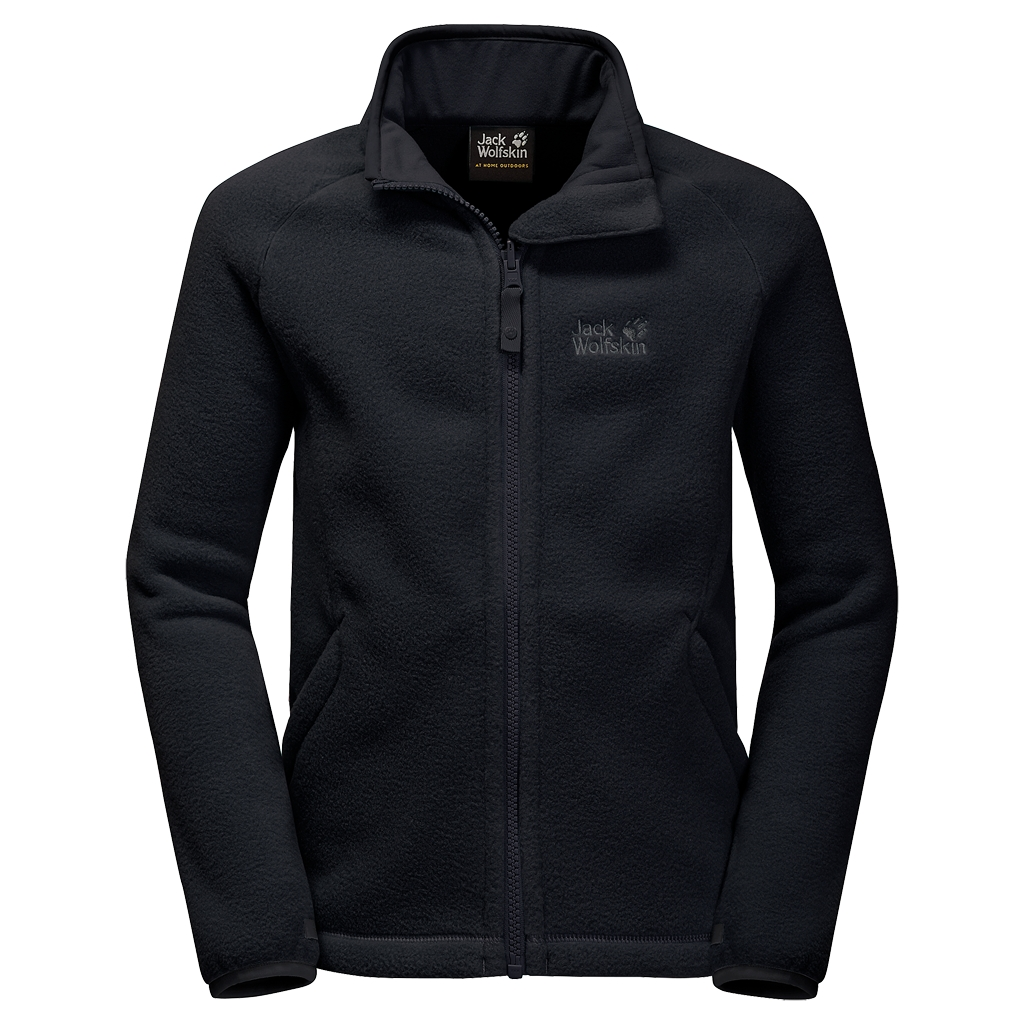 Jack Wolfskin Thunder Bay Kids black-30