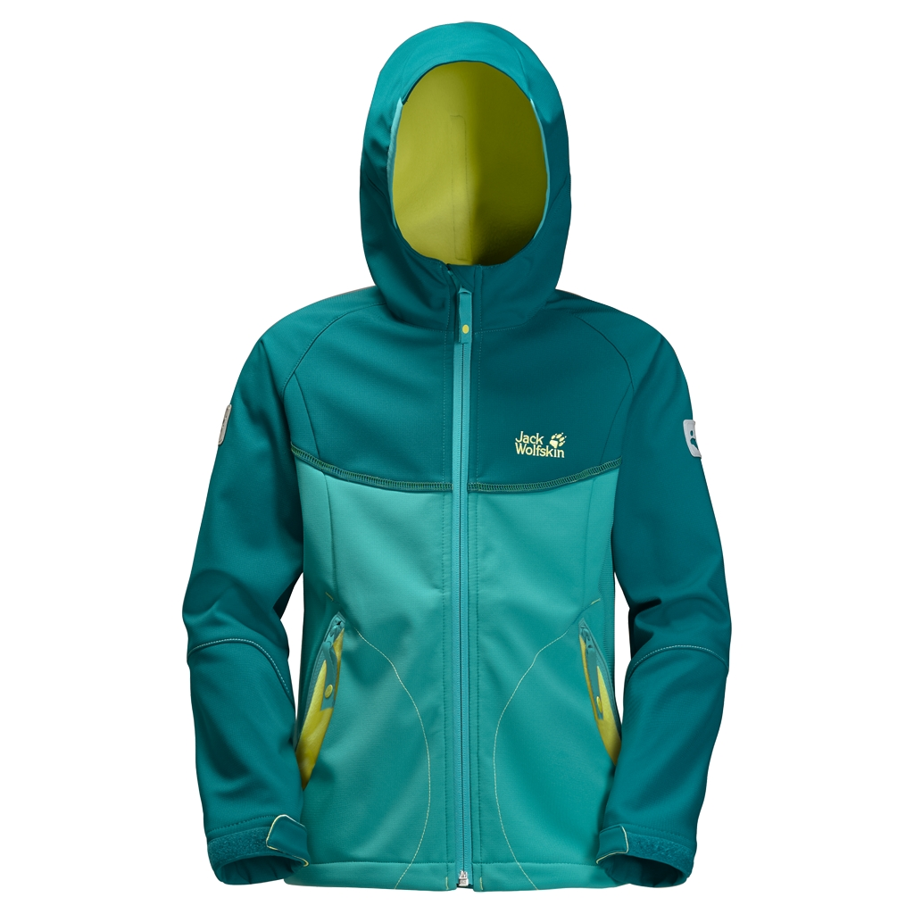 Jack Wolfskin Frosty Wind Jacket Girls spearmint-30