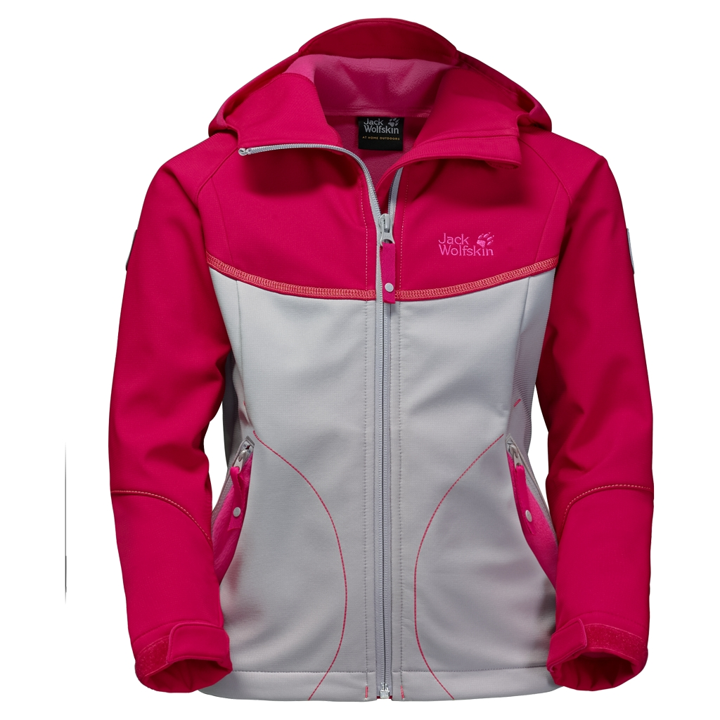Jack Wolfskin Frosty Wind Jacket Girls alloy-30