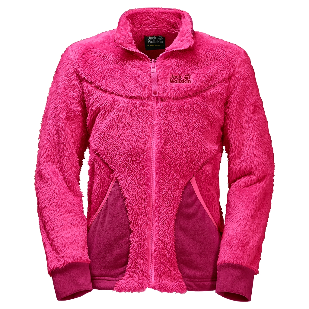 Jack Wolfskin Polar Bear Girls pink raspberry-30