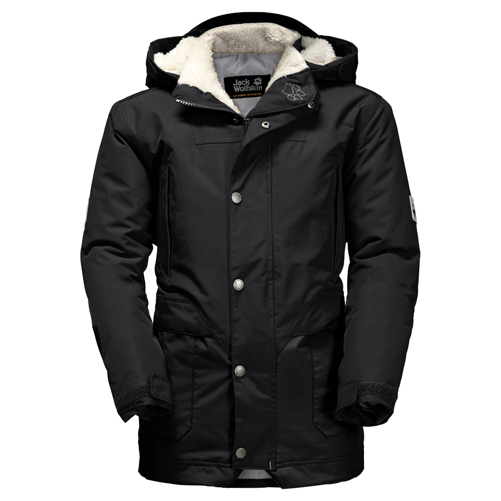 Jack Wolfskin Polar Bear Parka Boys black-30