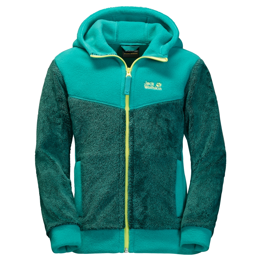 Jack Wolfskin Little Bear Girls spearmint-30