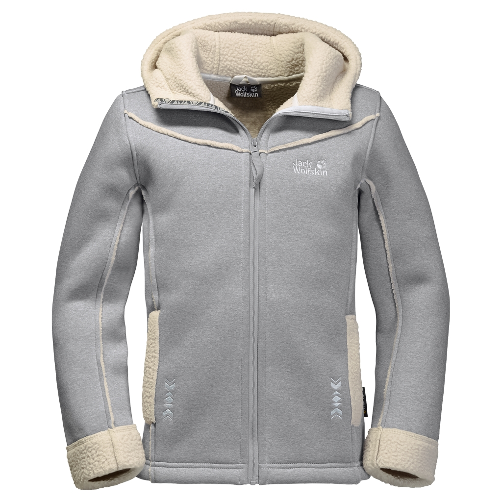 Jack Wolfskin Terra Nova Girls light grey-30