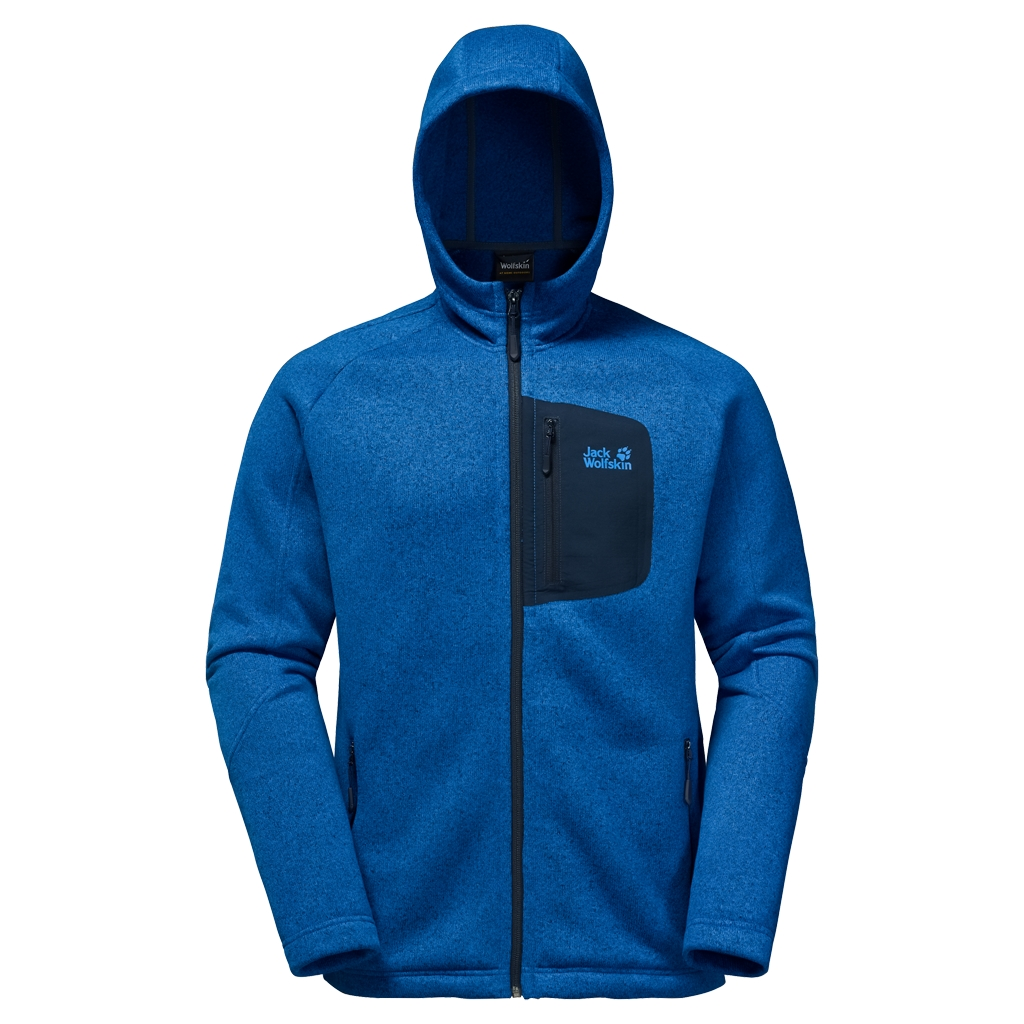 Jack Wolfskin Caribou Lodge Men azure blue-30