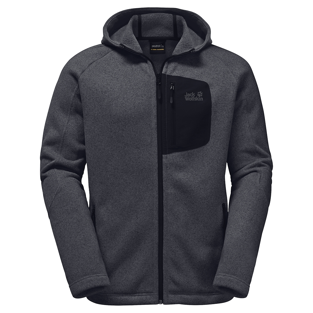 Jack Wolfskin Caribou Lodge Men ebony-30