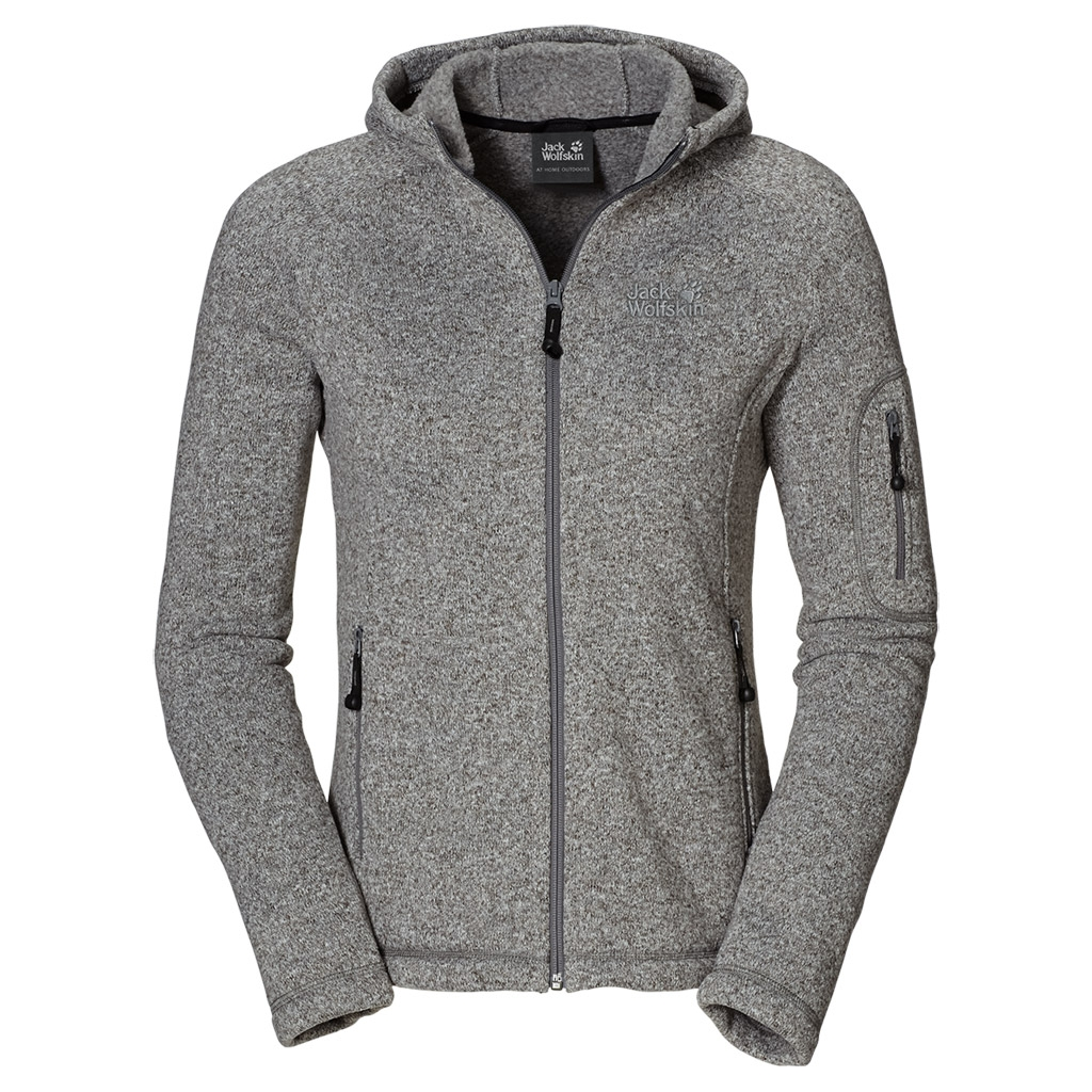 Jack Wolfskin Caribou Lodge Women light grey-30