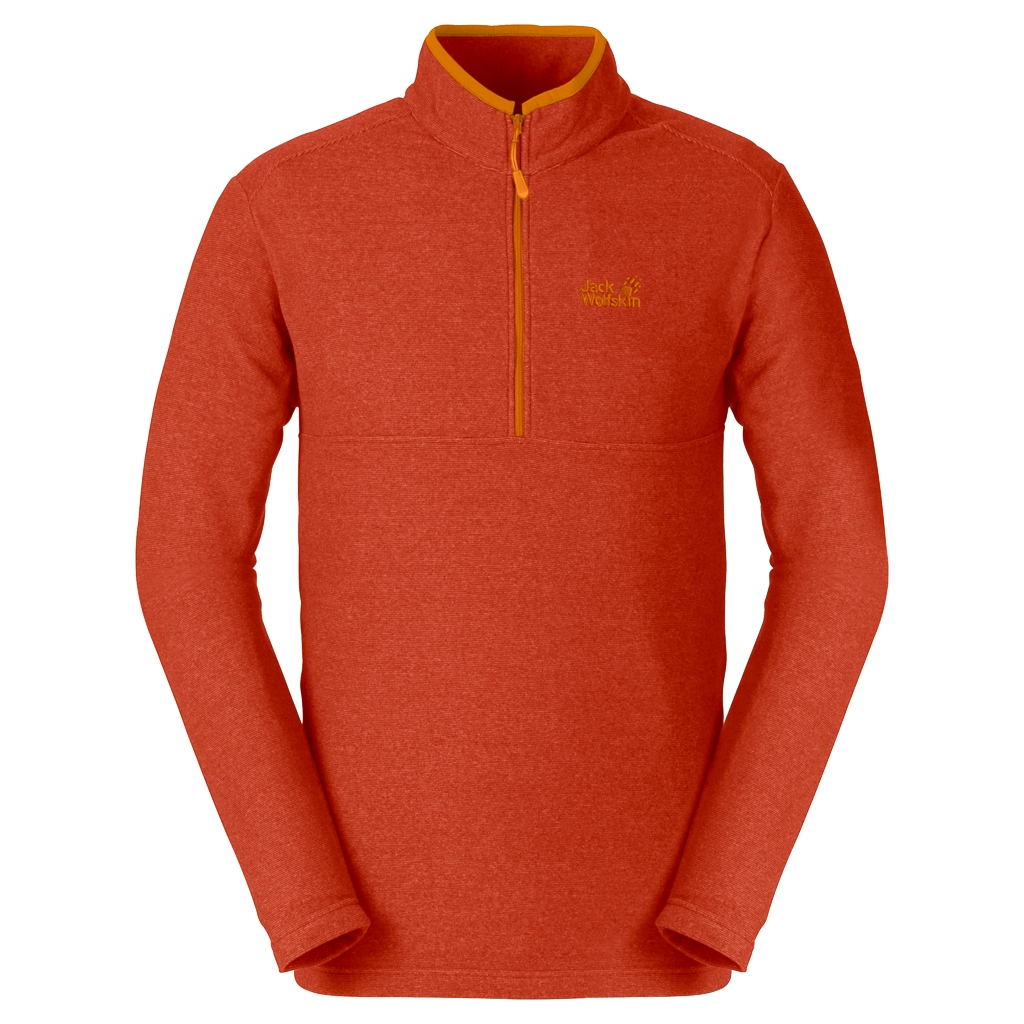 Jack Wolfskin Arco Men dark satsuma stripes-30