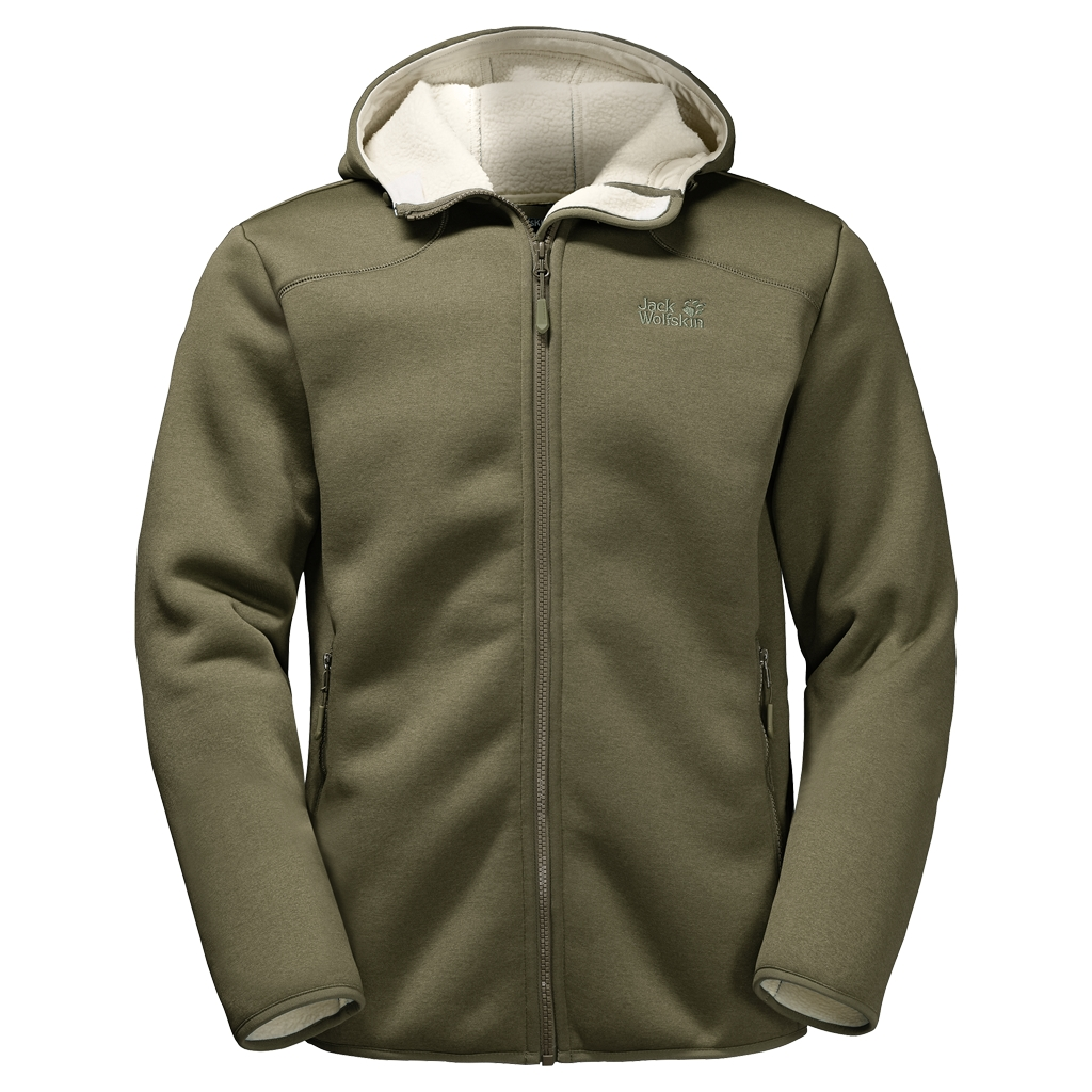 Jack Wolfskin Terra Nova Bay Men burnt olive-30
