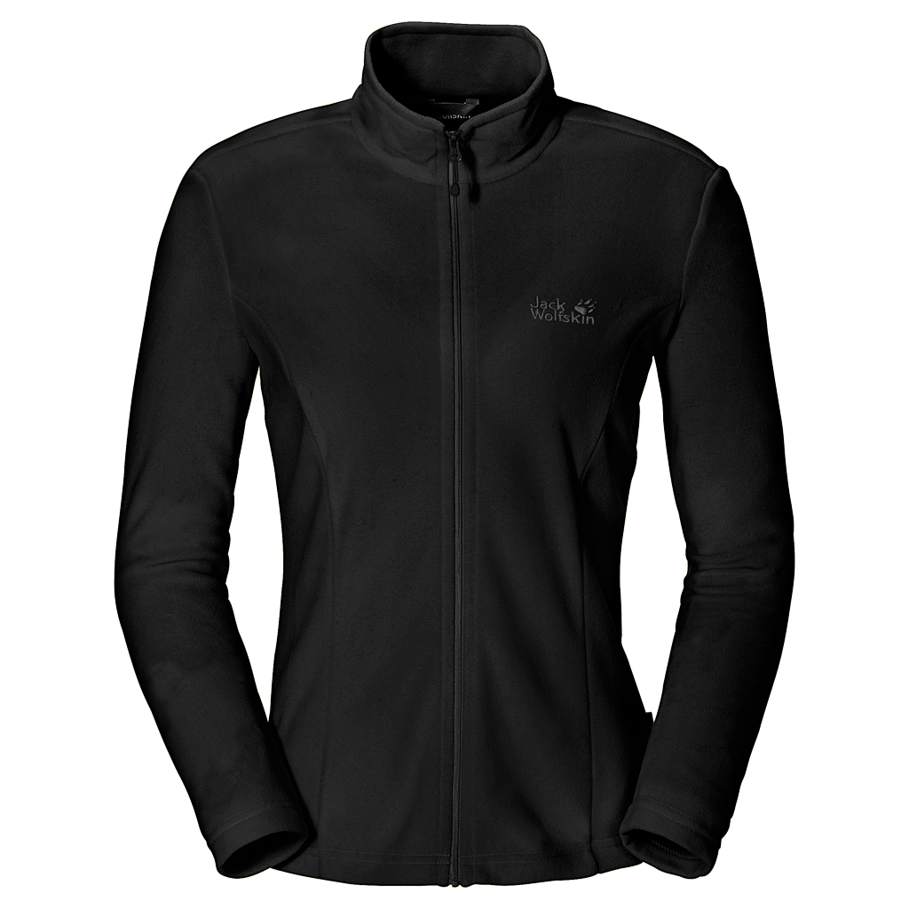 Jack Wolfskin Gecko Jacket Women black-30