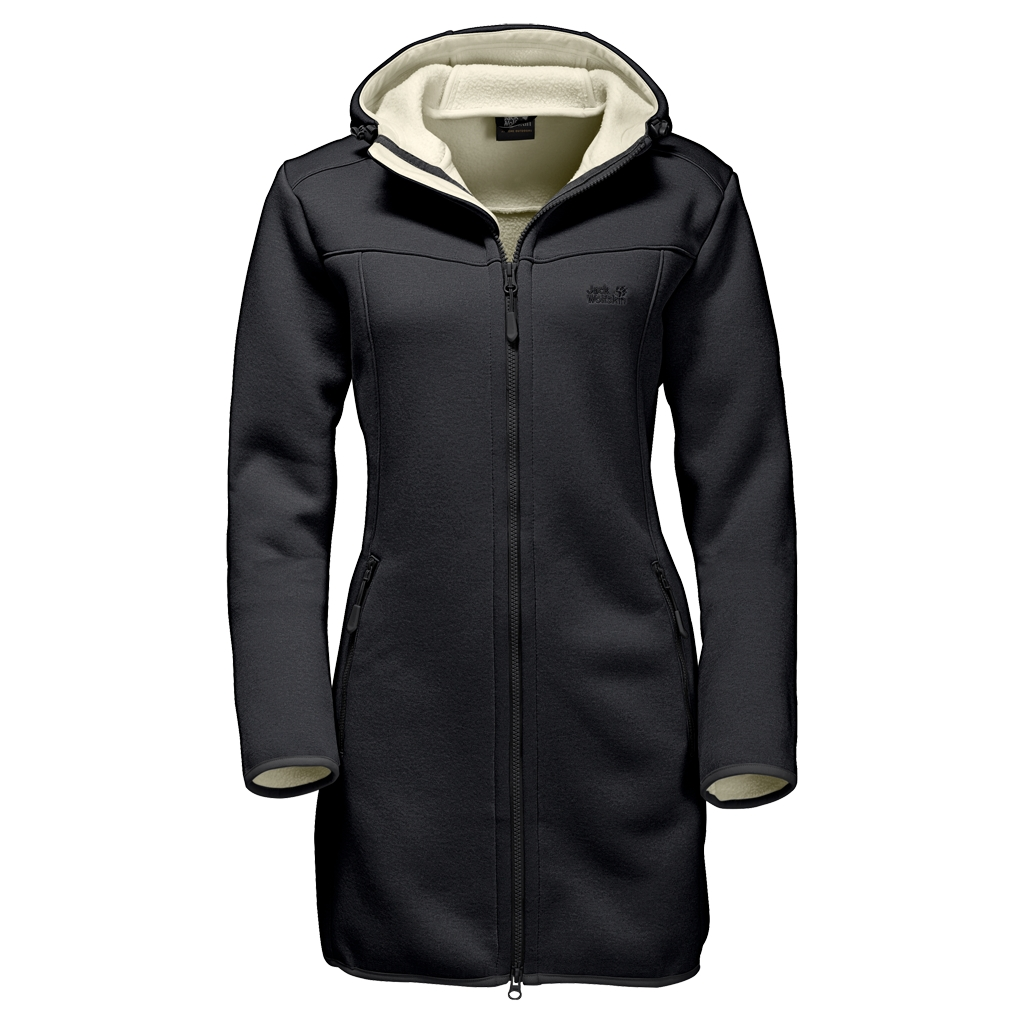 Jack Wolfskin Terra Nova Coat Women phantom-30