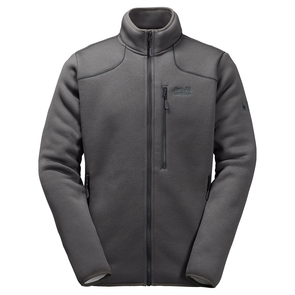 Jack Wolfskin Terra Nova Men dark steel-30