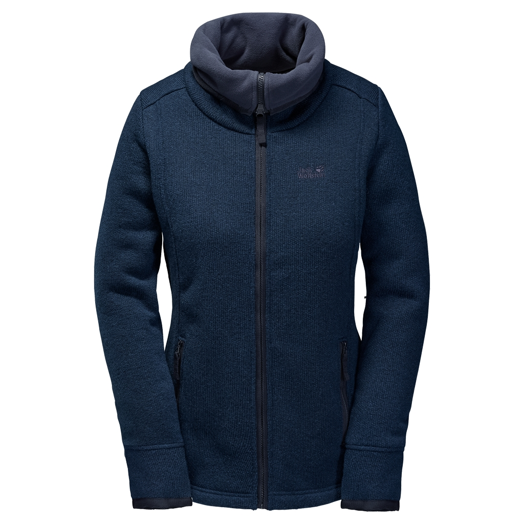 Jack Wolfskin Solitary Morning Jacket night blue-30
