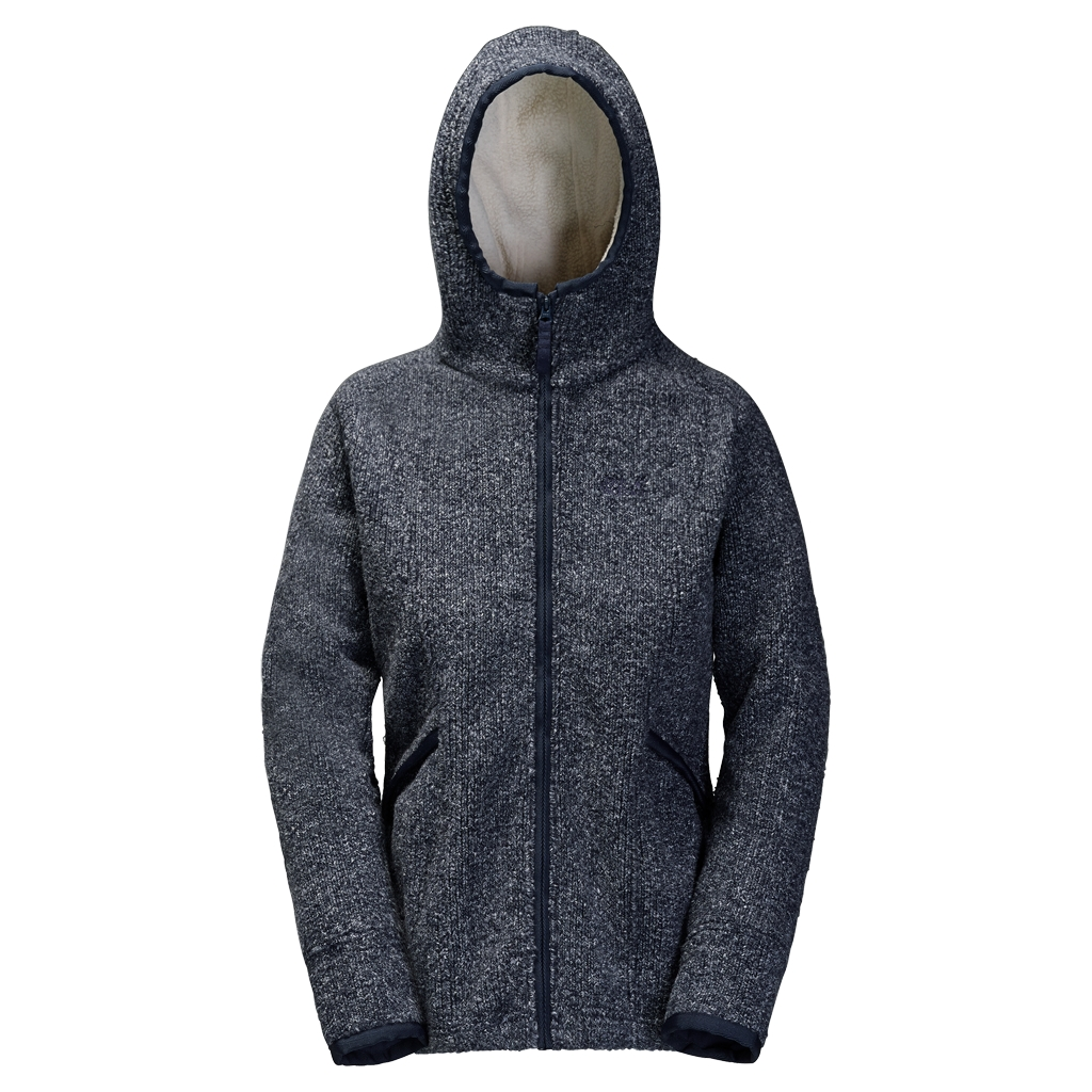 Jack Wolfskin Milton Jacket Women night blue-30