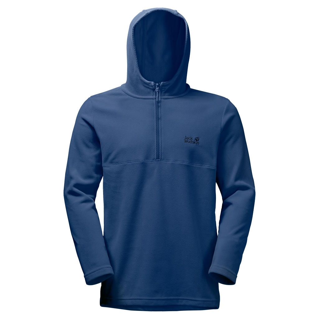 Jack Wolfskin Glacier Hoody Men deep sea blue-30