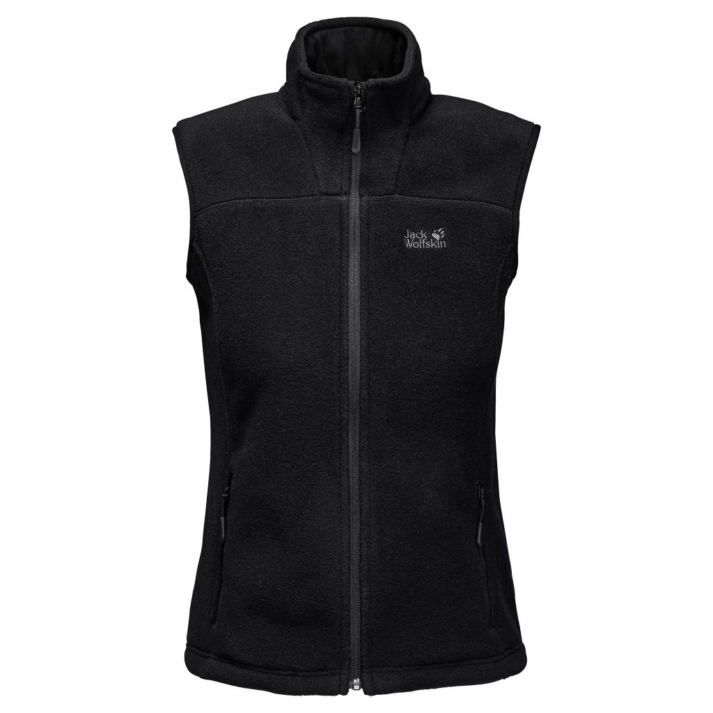 Jack Wolfskin Vertigo Vest Women black-30
