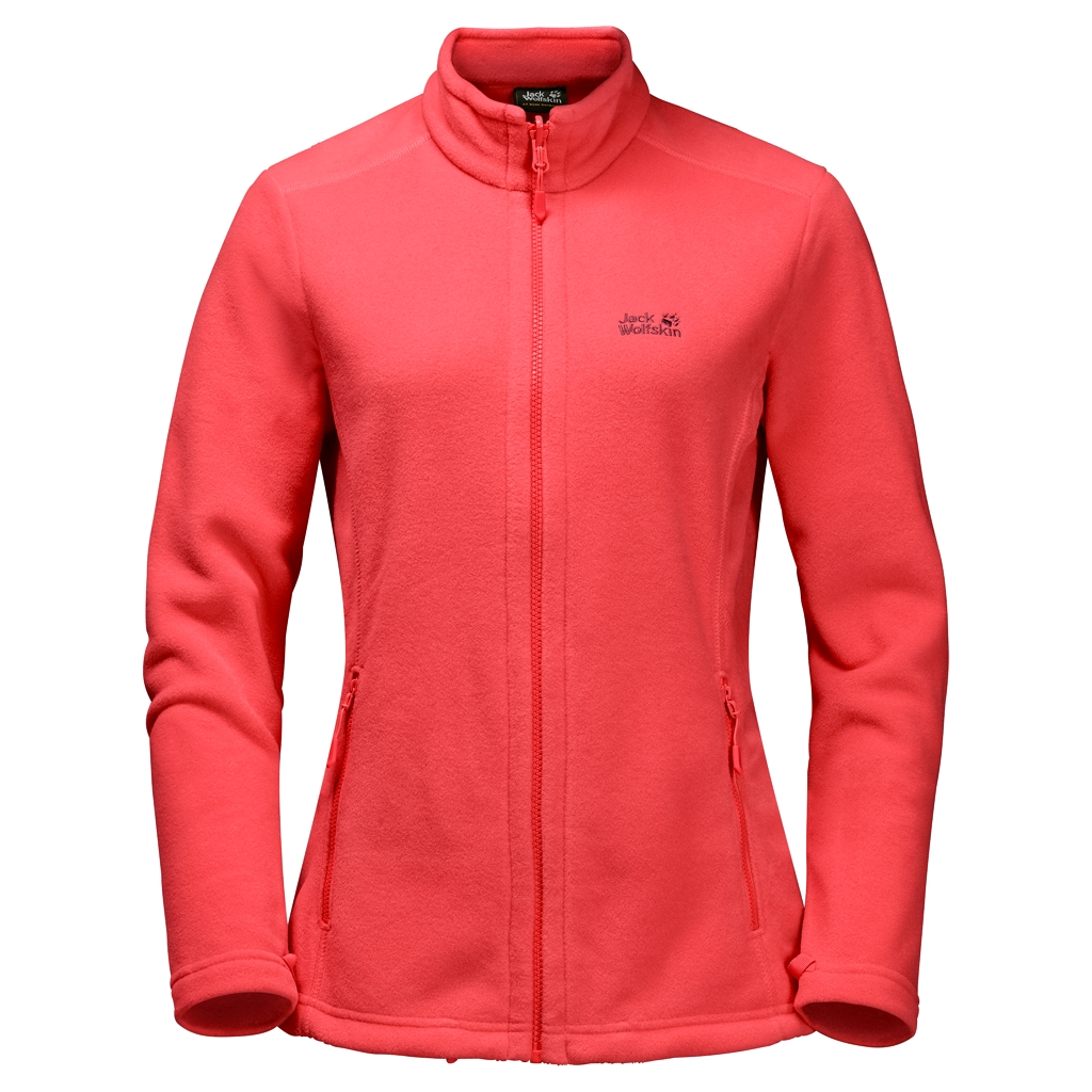 Jack Wolfskin Moonrise Women hibiscus red-30