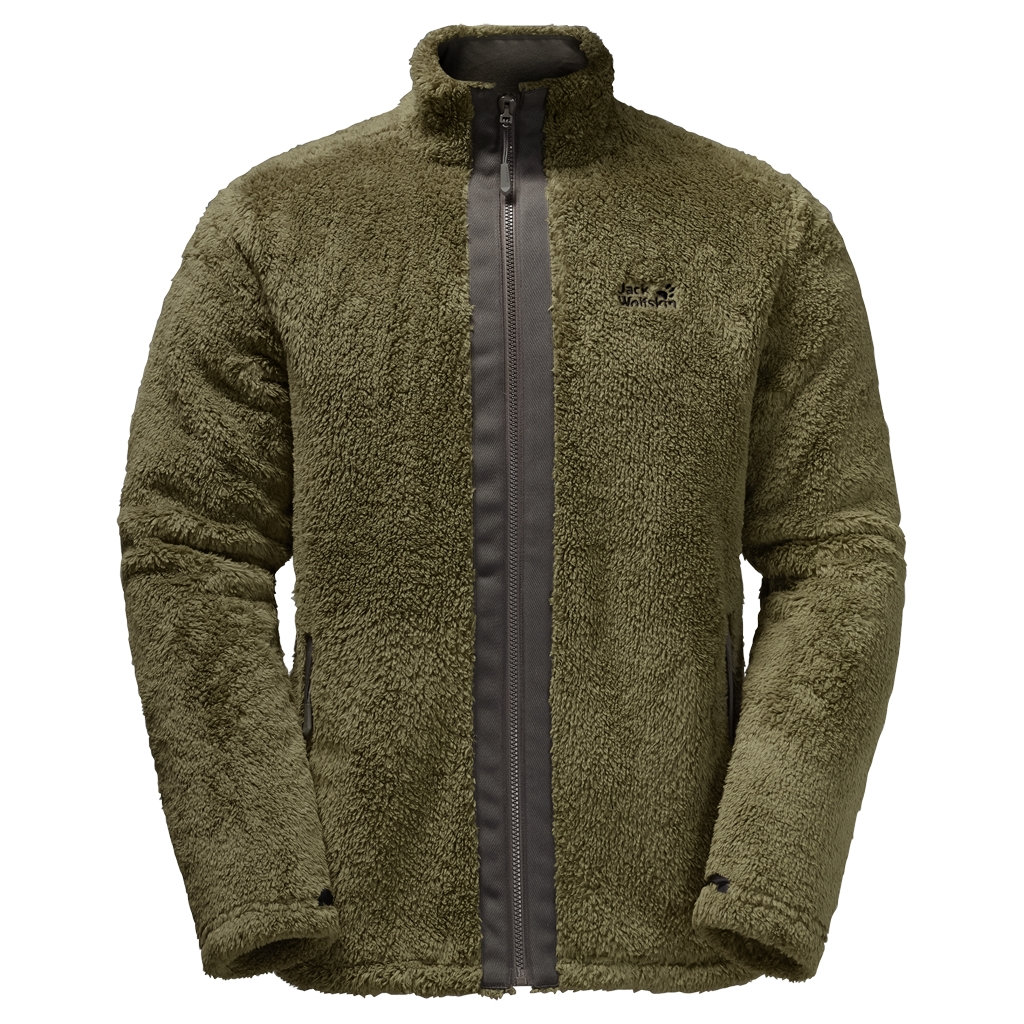 Jack Wolfskin Moose Lodge burnt olive-30