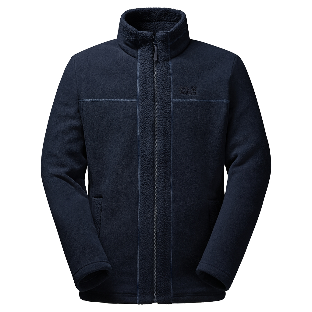Jack Wolfskin Frozen Morning Men night blue-30