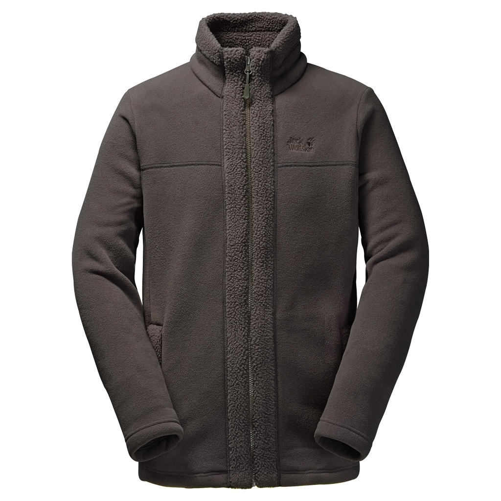 Jack Wolfskin Frozen Morning Men olive brown-30