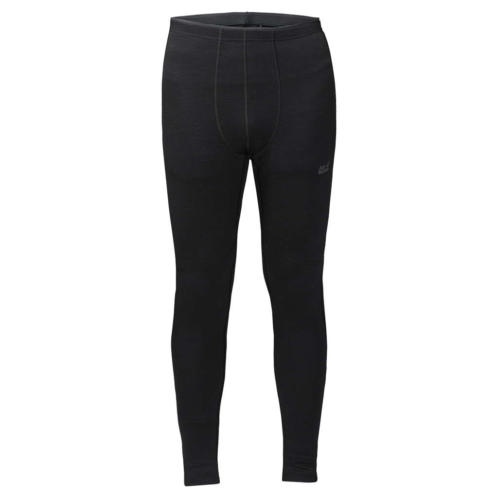 Jack Wolfskin Arctic Tights Men black-30
