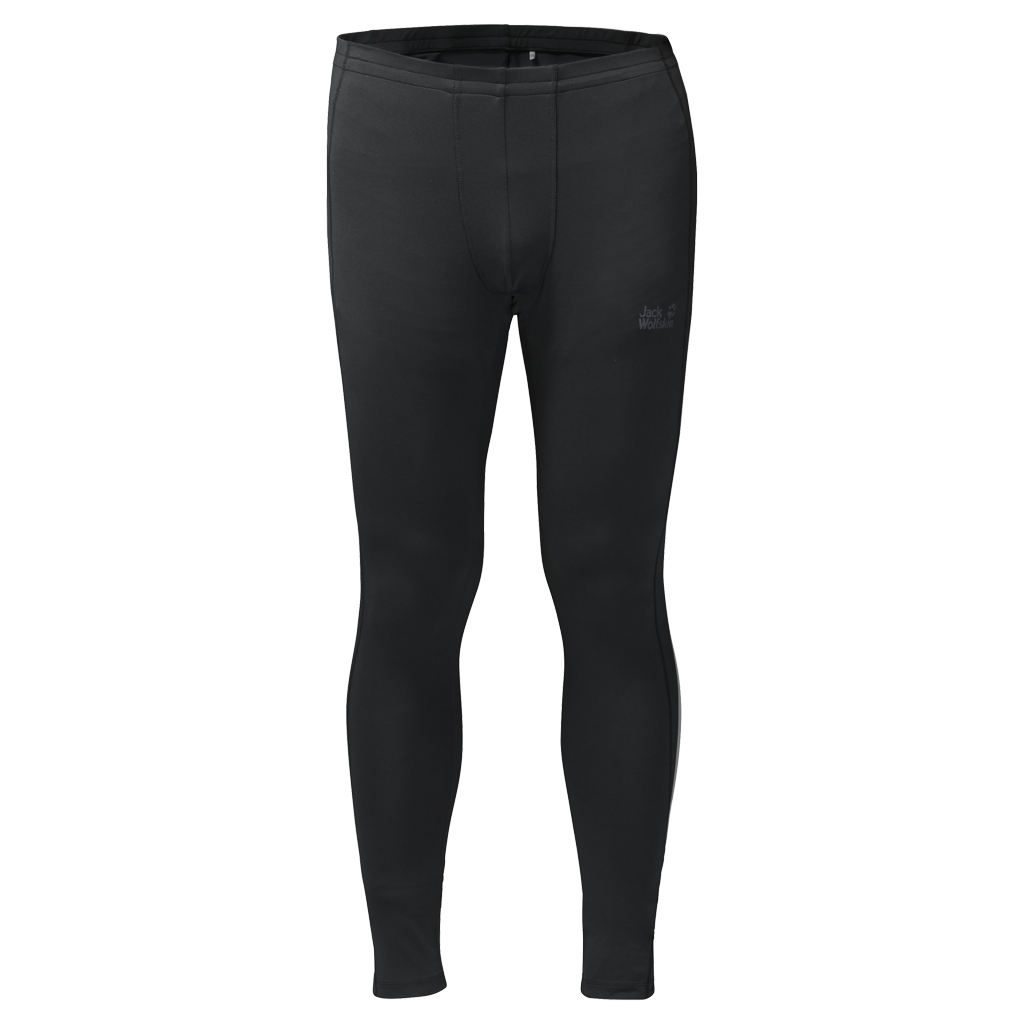 Jack Wolfskin Hollow Range Tights Men black-30
