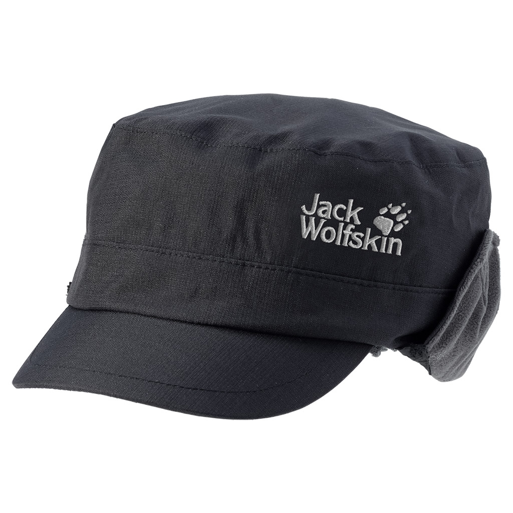 Jack Wolfskin Texapore Winter Calgary Cap black-30