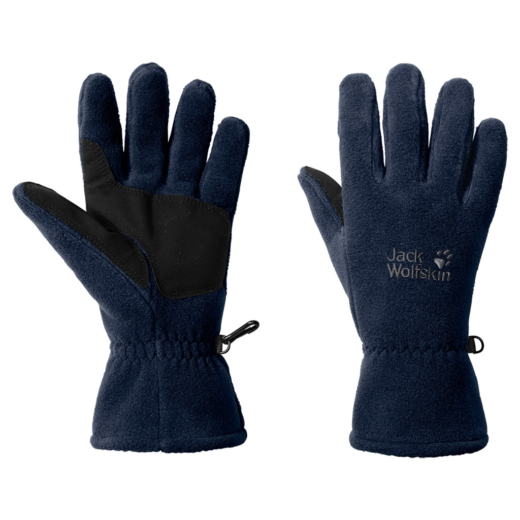 Jack Wolfskin Artist Glove night blue-30