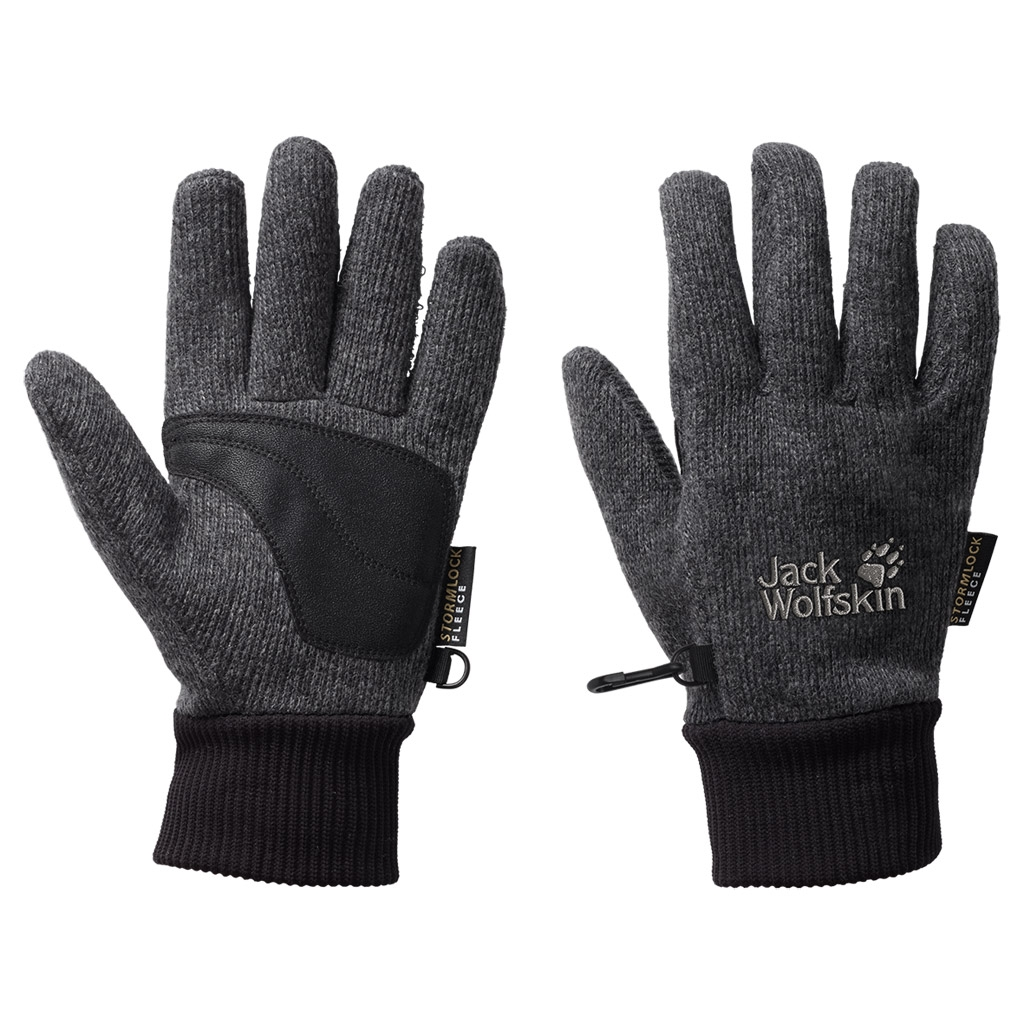 Jack Wolfskin Stormlock Knit Glove phantom-30