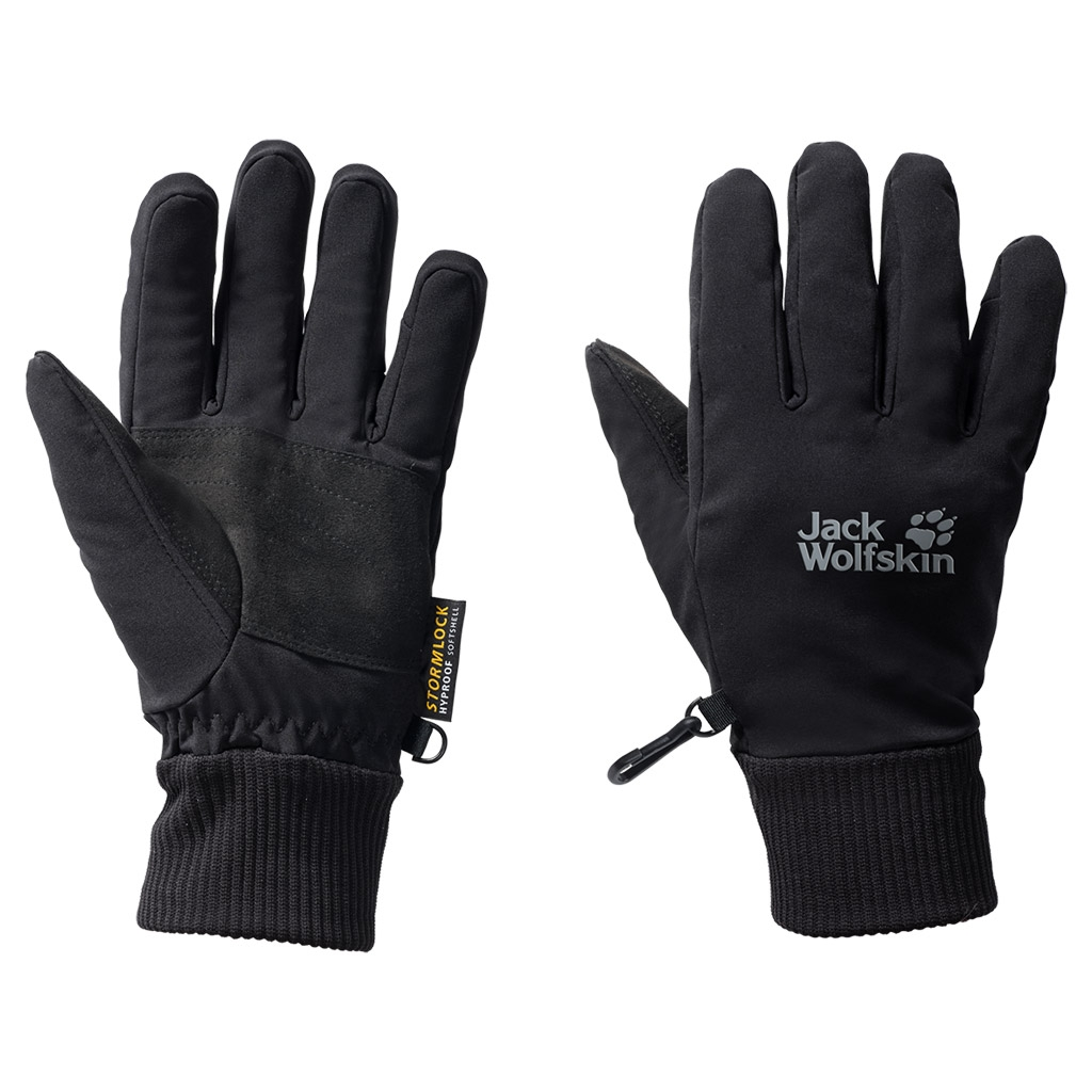 Jack Wolfskin Stormlock Supersonic Xt Glove black-30