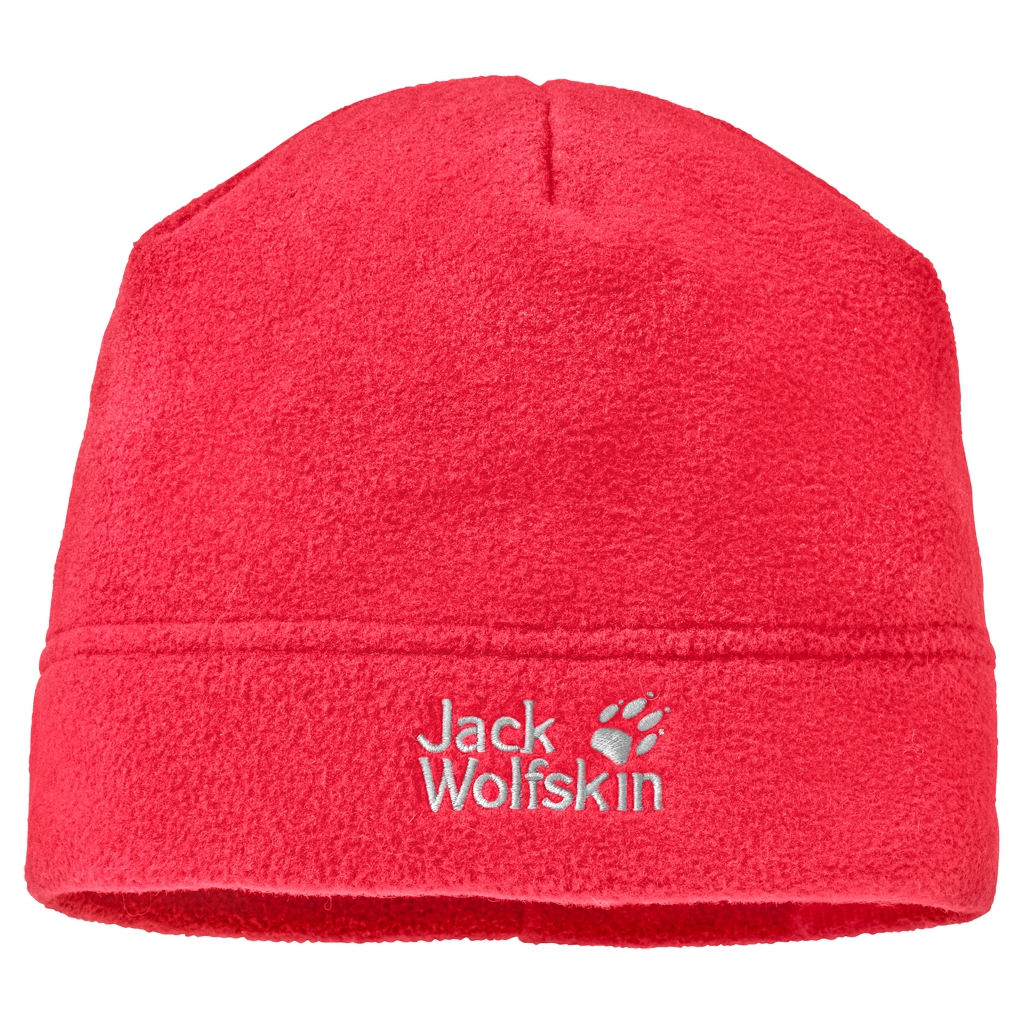 Jack Wolfskin Vertigo Cap hibiscus red-30