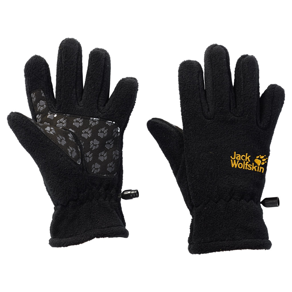 Jack Wolfskin Fleece Glove Kids black-30